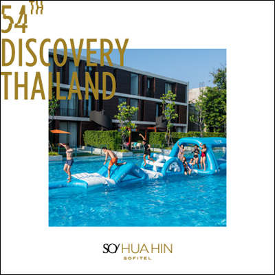54 Thai Tiew Thai | SO Sofitel Hua Hin | Weekend 2020 Room Voucher