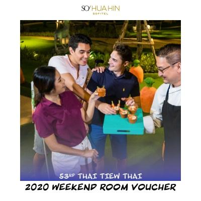 53 Thai-Tiew-Thai | SO Sofitel Hua Hin | Weekend 2020 Voucher