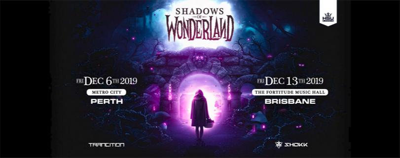 Shadows of Wonderland - Metro City | HSU Official