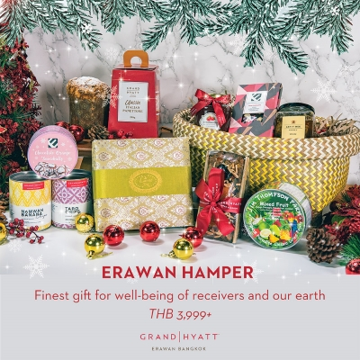 Erawan Hamper from Erawan Bakery (for delivery only)
