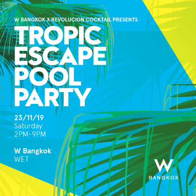 Tropic Escape Pool Party