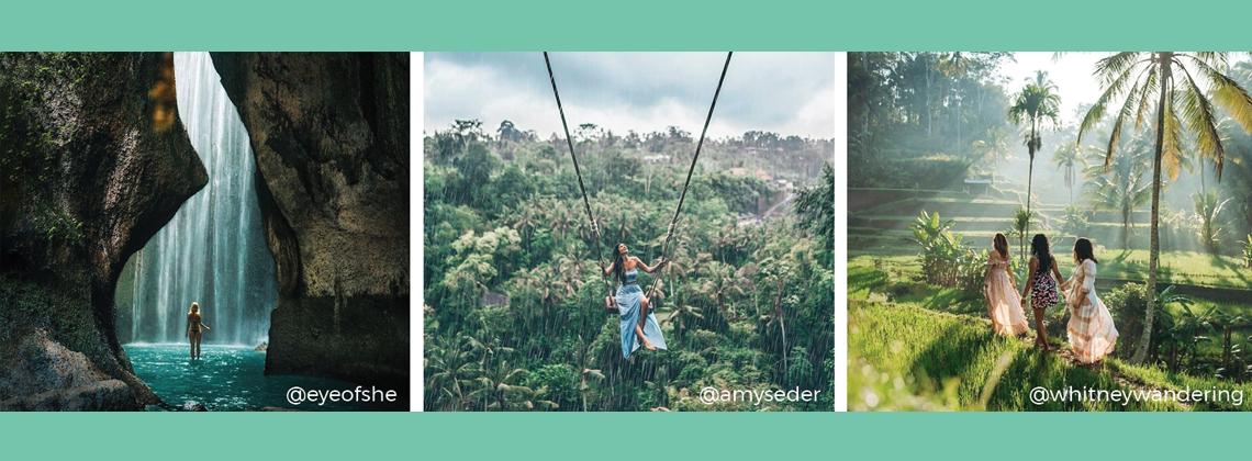360 Bali Explore Instagram Tours