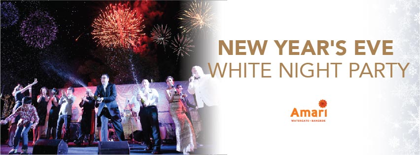 New Year's Eve White Night Party