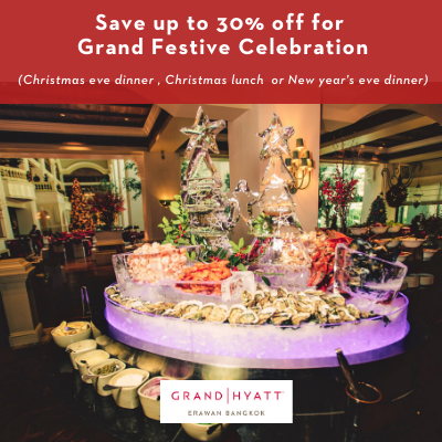 Grand Festive celebration at The Dining Room