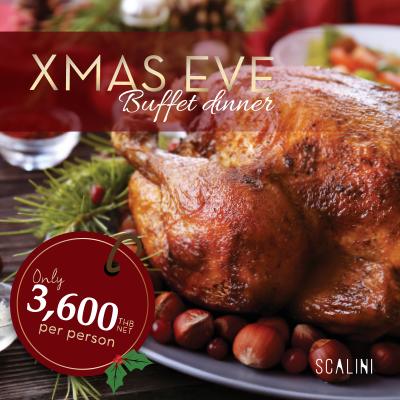 Buffet Dinner - Grand Christmas Eve Feast