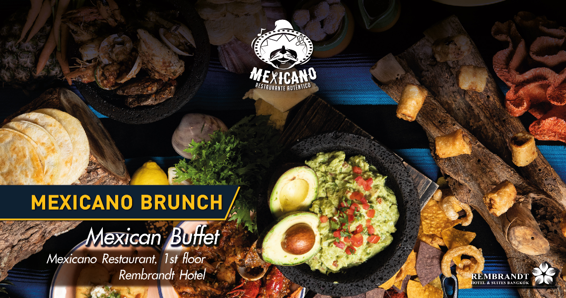 53rd Thai Tiew Thai Mexicano Brunch Vouchers