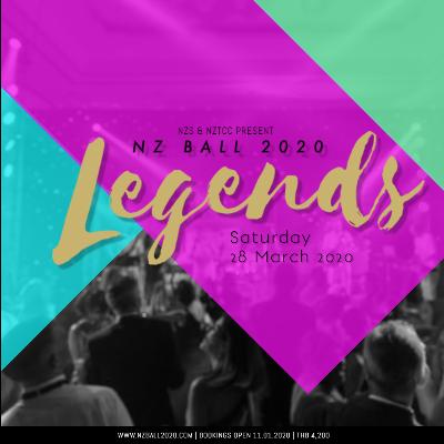 New Zealand Ball 2020