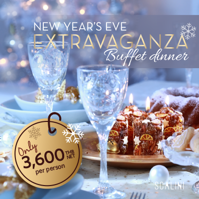 Buffet Dinner - New Year's Eve Extravaganza