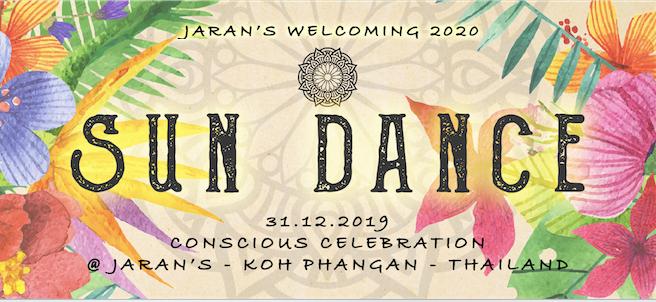 Sun Dance NYE 2020 Conscious Celebration