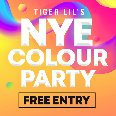 Tiger Lil's New Year's Eve: Colour Party