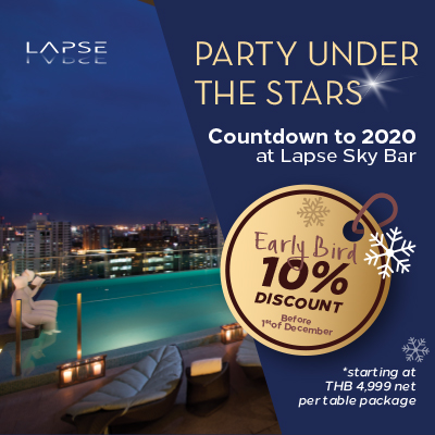 Rooftop Bar - Party Under The Stars