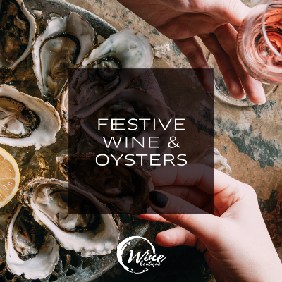 Festive Wine & Oysters at Wine Boutique