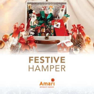 Amari Watergate Festive Hamper