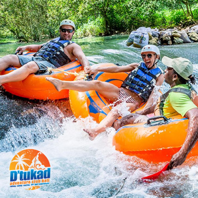 River Tubing - D'tukad Adventure Club