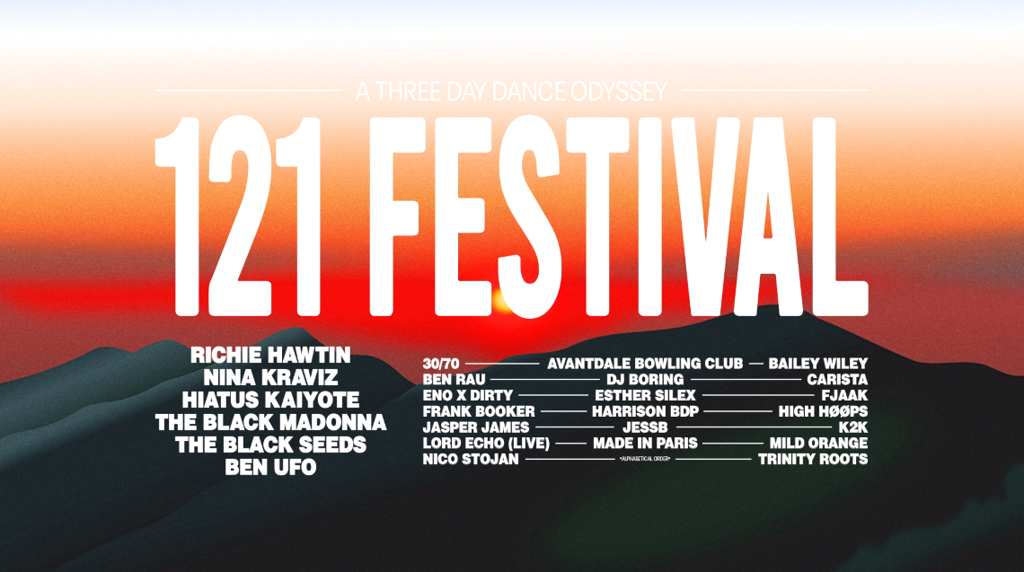 121 Festival - Camping