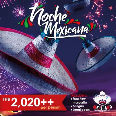 Noche Mexicana @Mexicano
