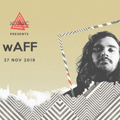 Iconic presents wAFF supported by Tim Roemer