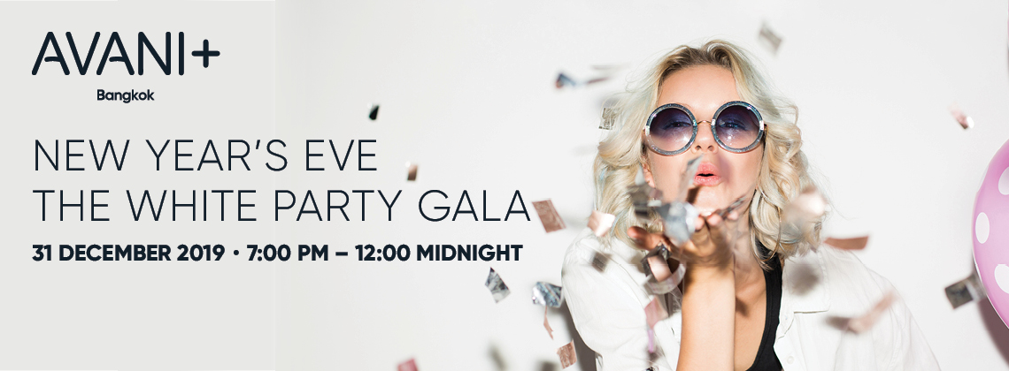 NEW YEAR'S EVE - THE WHITE PARTY GALA