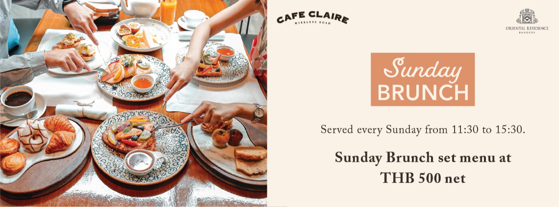 A Great-Value deal for Sunday Brunch