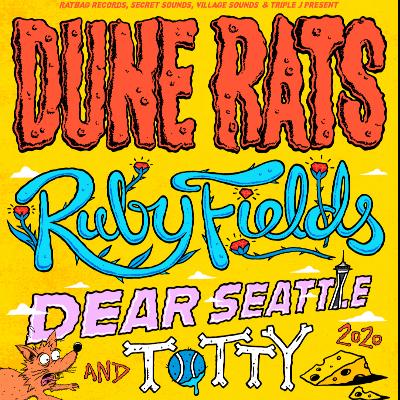 Dune Rats - 'Hurry Up & Wait' Tour