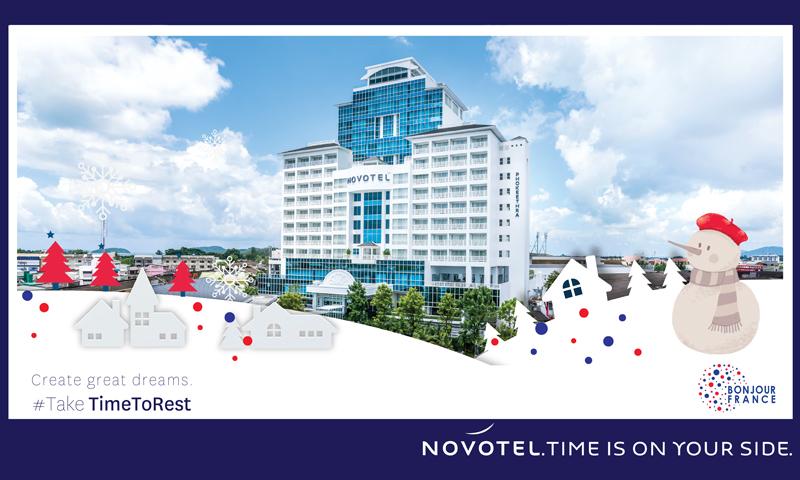 Bonjour France - Novotel Phuket Phokeethra - High Season