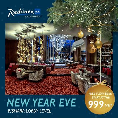 New Year Eve - BSharp Lobby floor