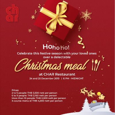 CHAR's Christmas Feast