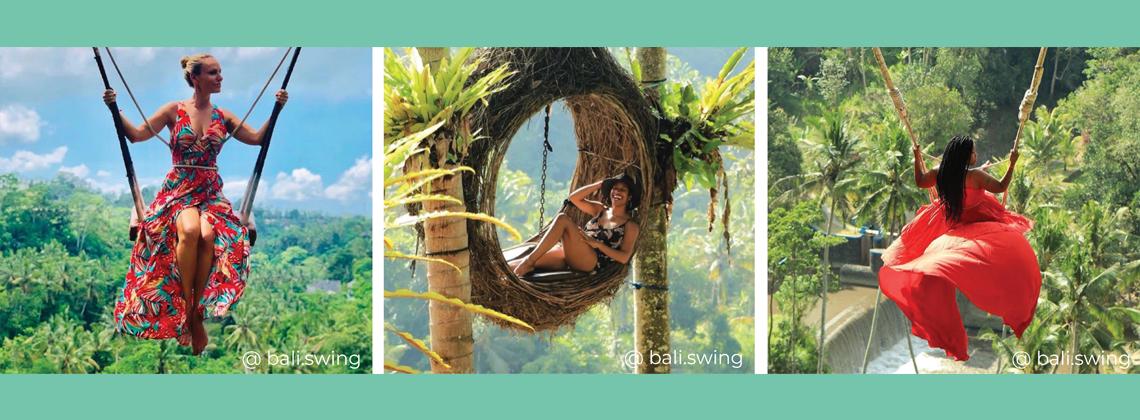 Official Bali Swing Tour | 360 Bali Explore