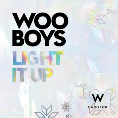 WOOBOYS - Light It Up (Festive Edition)