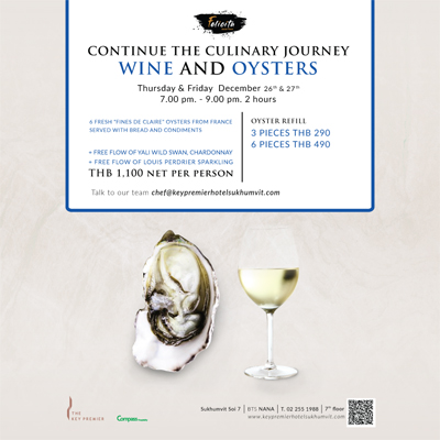 Wine & Oysters
