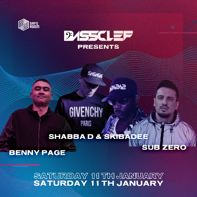 BassClef ft. Shabba D & Skibadee, Sub Zero & Benny Page