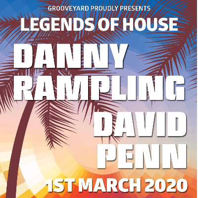 Legends of House ft. Danny Rampling