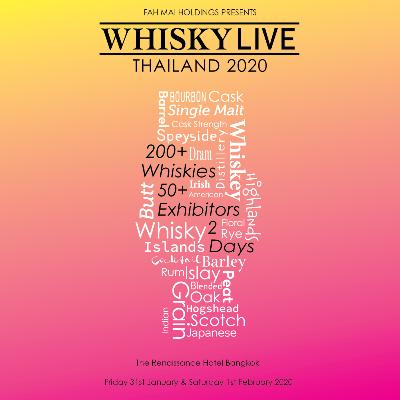 Whiskey Live Thailand 2020