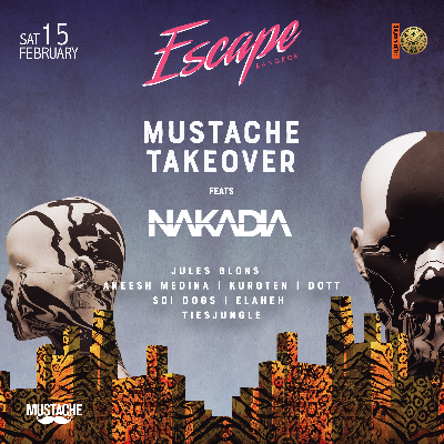𝙈𝙪𝙨𝙩𝙖𝙘𝙝𝙚 Takeover at Escape Feat 𝙉𝙖𝙠𝙖𝙙𝙞𝙖