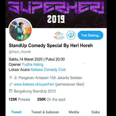 @heri_horeh : SUPERHERI 2019