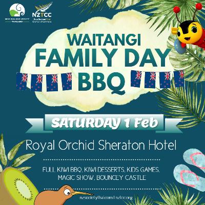 Waitangi Family BBQ