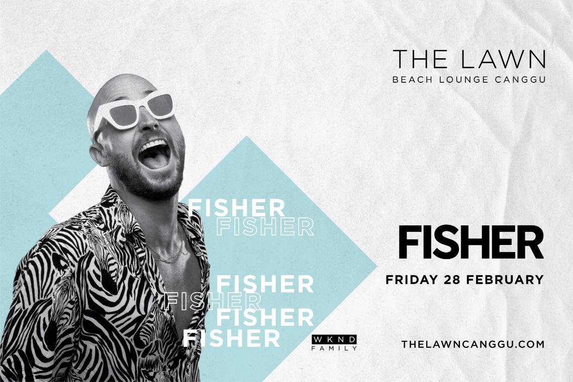 The Lawn Canggu X FISHER