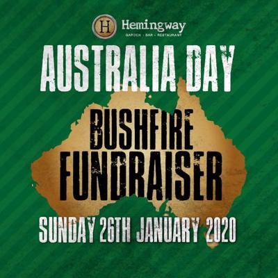 Australia Day Bush Fire Fundraiser