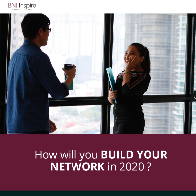 BNI Inspire - Business Network Opening Day