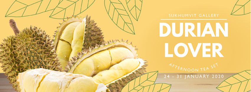 "Market Café presents ""Durian Lover"""