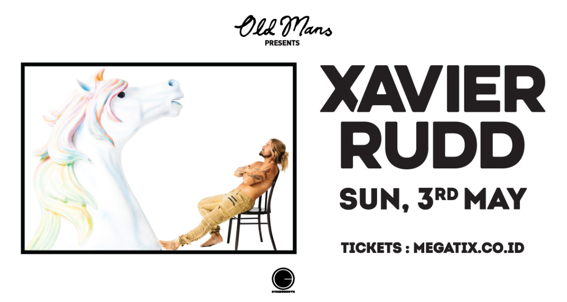 Xavier Rudd @ Old Man's Bali