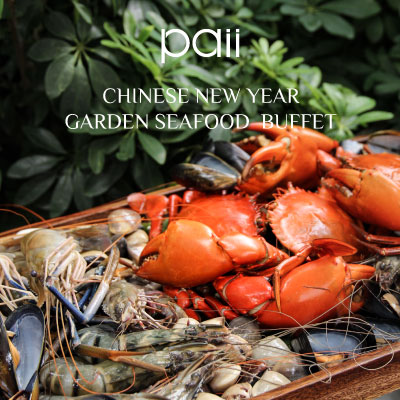 Chinese New Year Garden Seafood Buffet