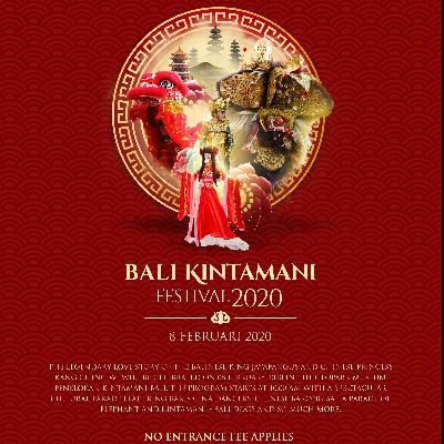 Bali Kintamani Festival 2020