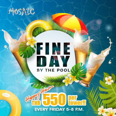 Fineday by The Pool (Every Friday)
