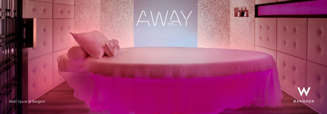 Hot Deals from AWAY Spa, W Bangkok