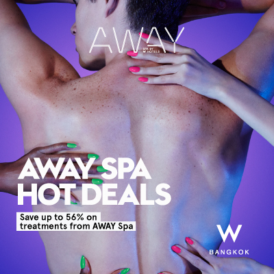Hot Deals from AWAY Spa, W Bangkok