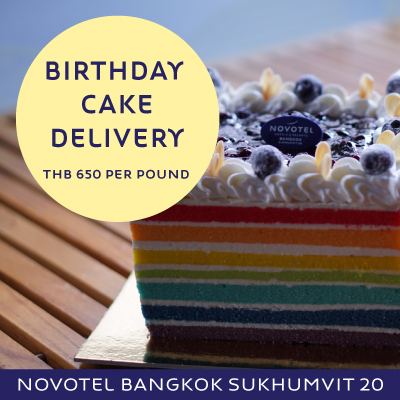 Birthday Cake Delivery
