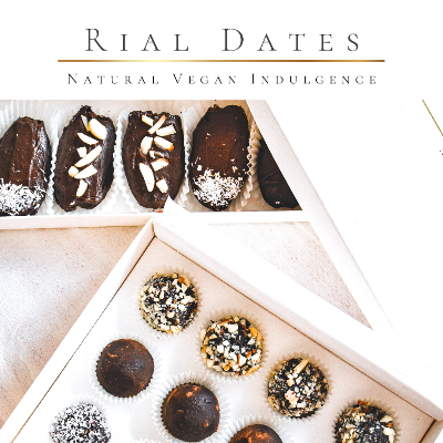 Rial Dates - Natural Vegan Indulgence