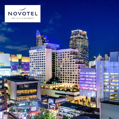 Novotel Bangkok On Siam Square | Save 50%