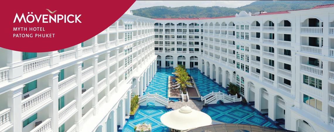 Movenpick Myth Hotel Patong Phuket | Save 35%